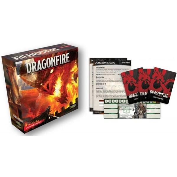 Dragonfire - D&D Deckbuilding Game - Core Set