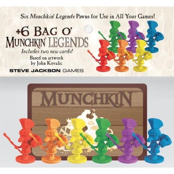 Munchkin - Bag of Munchkin Legends