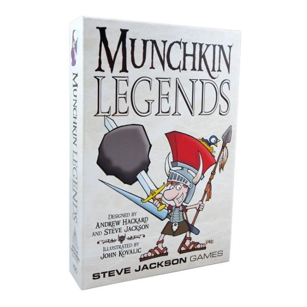 Munchkin - Legends