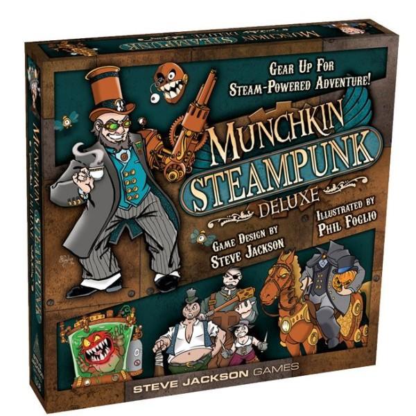 Munchkin Steampunk - Deluxe
