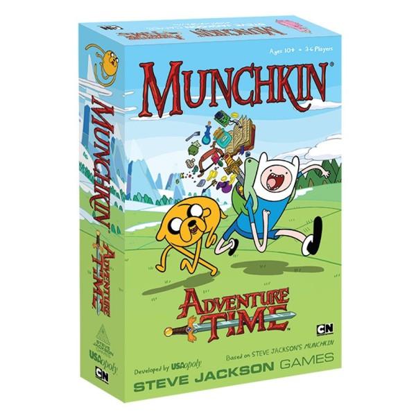Munchkin - Adventure Time