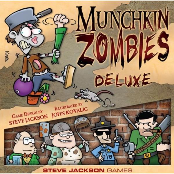 Munchkin Zombies - Deluxe