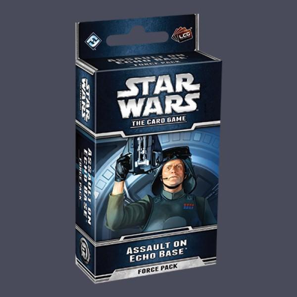Star Wars - LCG - Assault on Echo Base