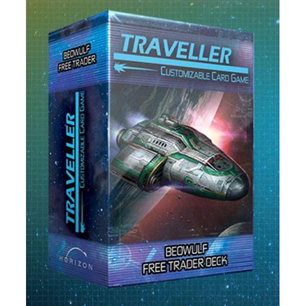 Traveller CCG - Beowolf Free Trader
