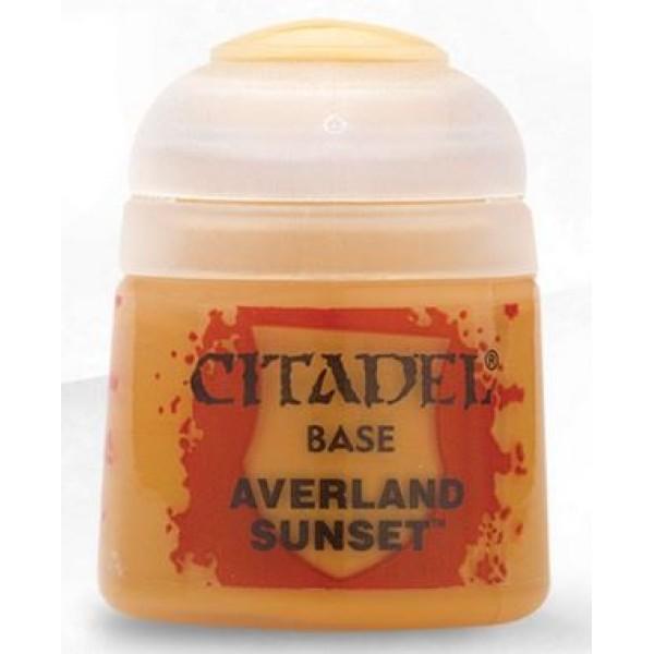 Citadel Base Paints - Averland Sunset