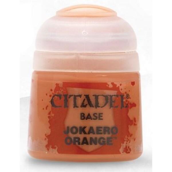 Citadel Base Paints - Jokaero Orange