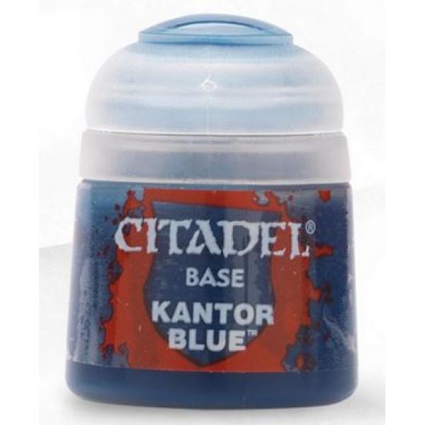 Citadel Base Paints - Kantor Blue