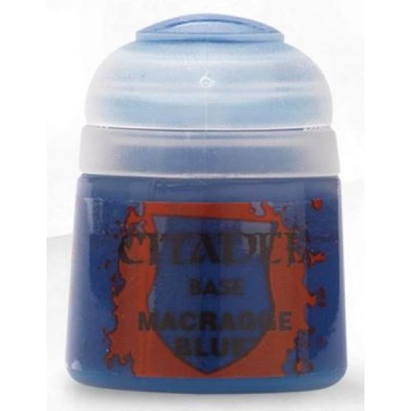 Citadel Base Paints - Macragge Blue