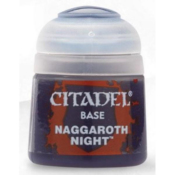 Citadel Base Paints - Naggaroth Night