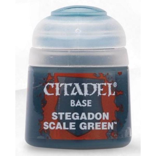 Citadel Base Paints - Stegadon Scale Green