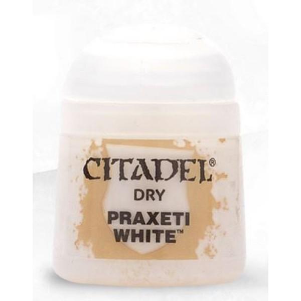 Citadel Dry Paint - Praxeti White