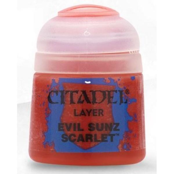 Citadel Layer Paint - Evil Sunz Scarlett