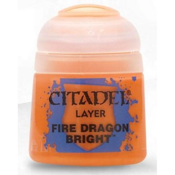 Citadel Layer Paint - Fire Dragon Bright