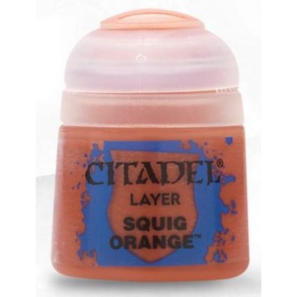 Citadel Layer Paint - Squig Orange