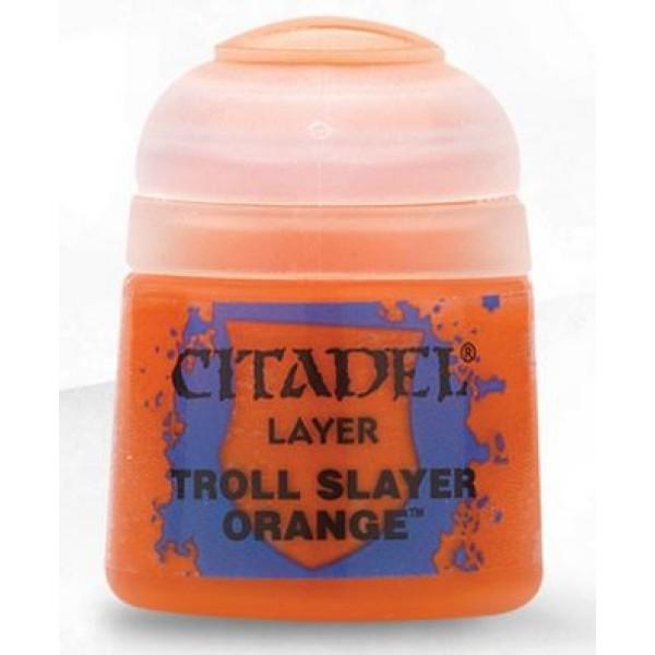 Citadel Layer Paint - Troll Slayer Orange
