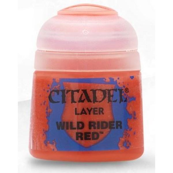 Citadel Layer Paint - Wild Rider Red