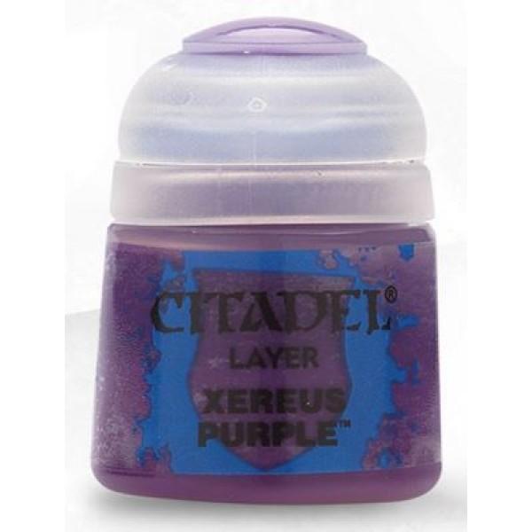 Citadel Layer Paint - Xereus Purple