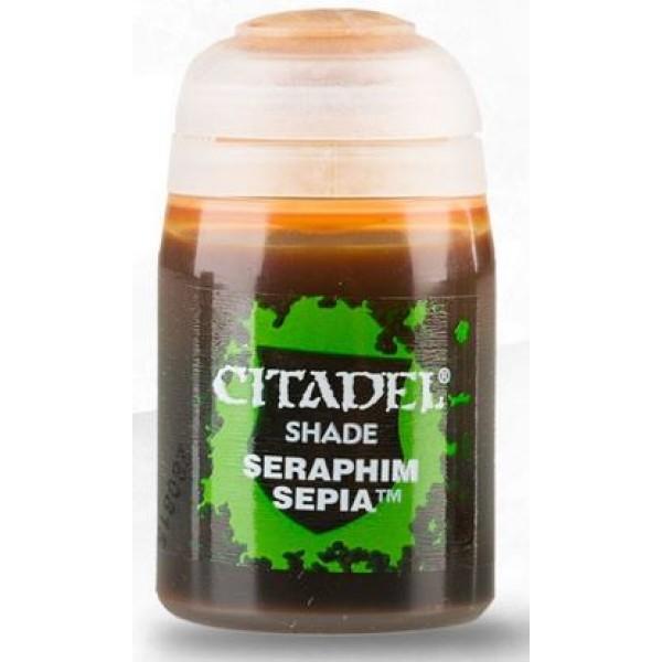 Citadel Shades (washes) - Seraphim Sepia