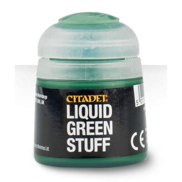 Citadel Technical Paints - Liquid Green Stuff 2015