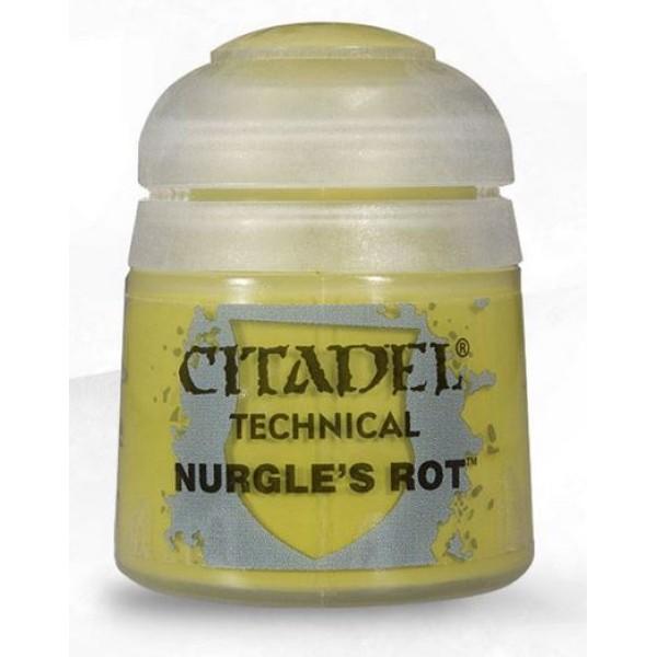 Citadel Technical Paints - Nurgle's Rot