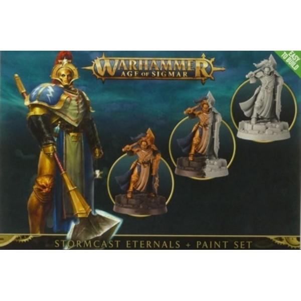 Citadel - Age of Sigmar - Stormcast Eternals and Paint Set