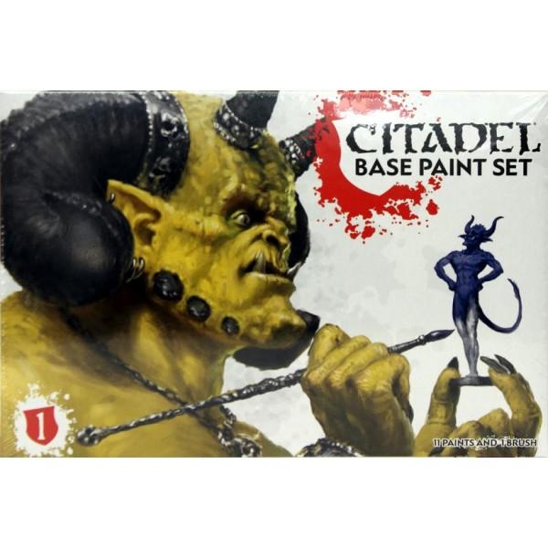 Games Workshop - Citadel - Base Paint Set