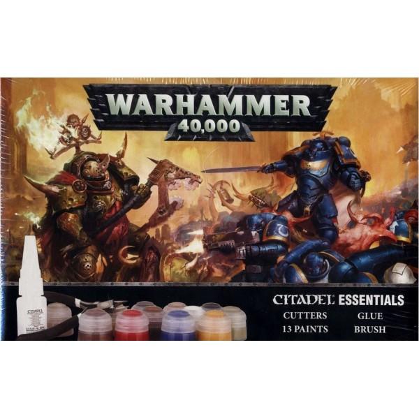Games Workshop - Citadel Essentials - Warhammer 40K