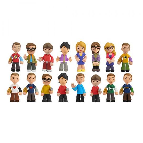 The Big Bang theory - Mystery Minis - Blind Box Mini Figures
