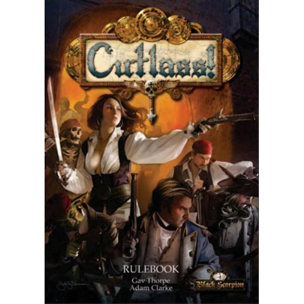 Cutlass! - Rulebook - The Fantasy Pirate Skirmish Game