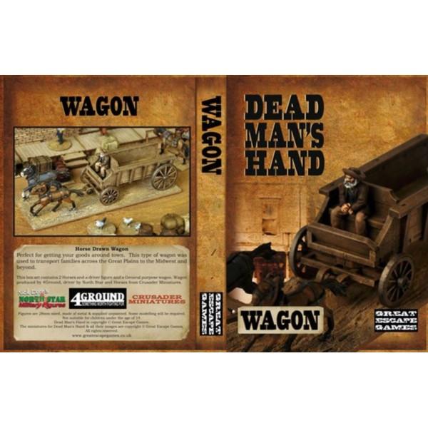 Dead Man's Hand - Wagon