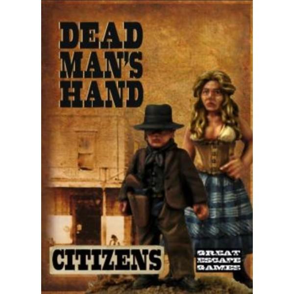 Dead Man's Hand - Citizens