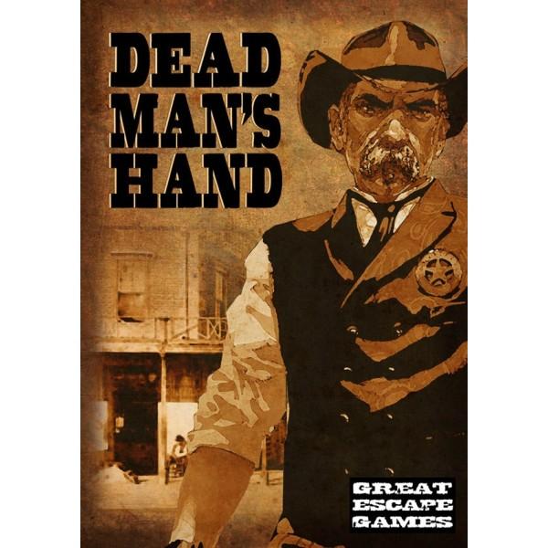 Dead Man's Hand - Rulebook (includes DMH card deck)
