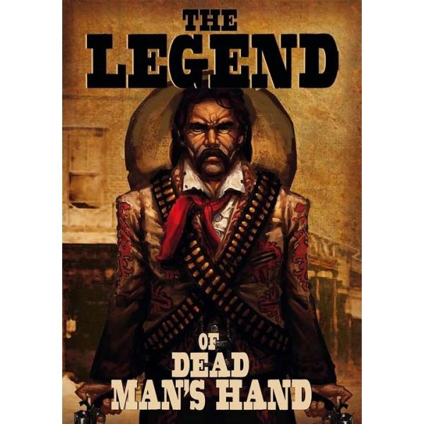 Dead Man's Hand - The Legend of Dead Man's Hand - Sourcebook