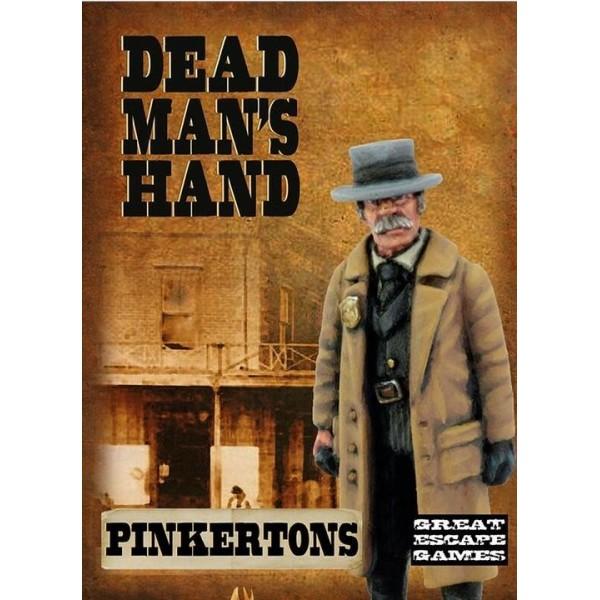 Dead Man's Hand - Pinkerton Gang
