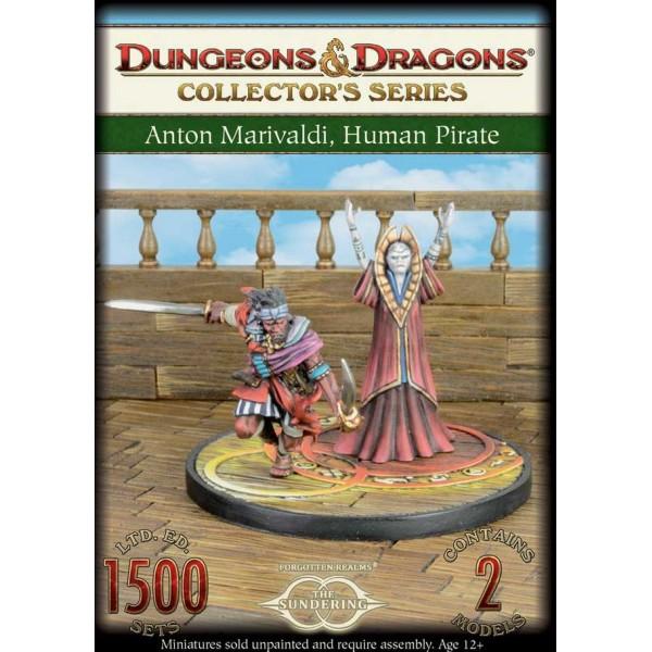 D&D - Collector's Series - The Sundering - Anton & Umara