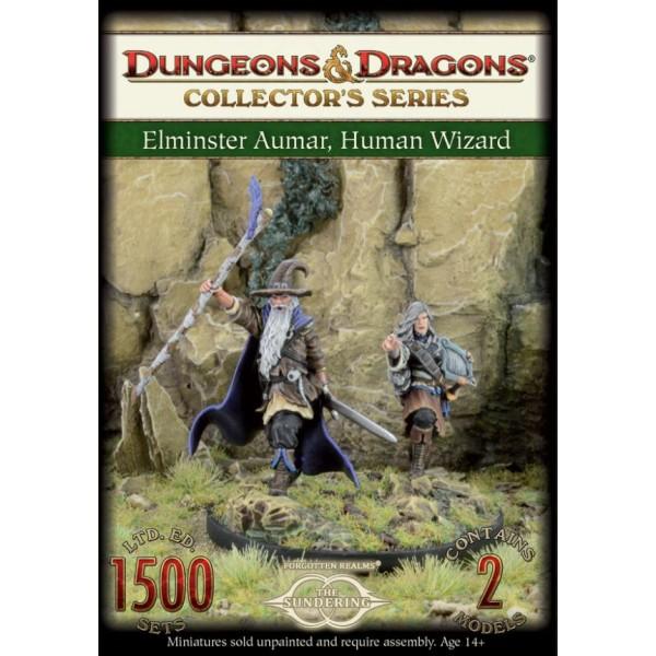 D&D - Collector's Series - The Sundering - Elminster Aumar