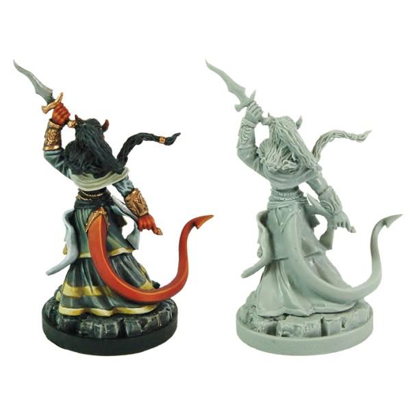 d d collector s series elemental evil vanifer fire priest