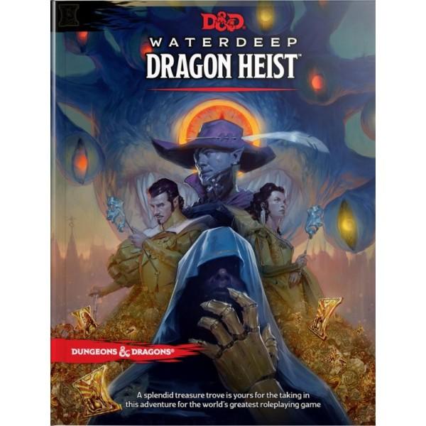 Dungeons & Dragons - 5th Edition - Waterdeep: Dragon Heist