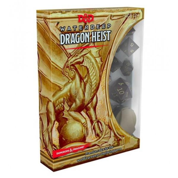Dungeons & Dragons - 5th Edition - Waterdeep: Dragon Heist Dice Set