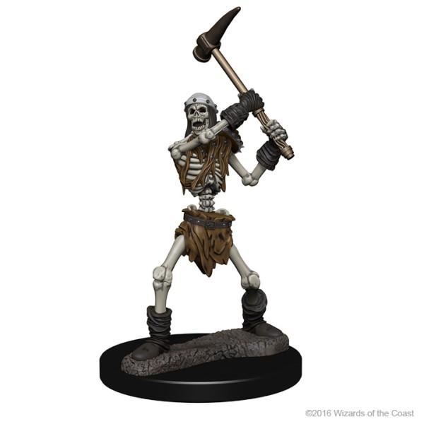 D&D - Nolzur's Marvelous Unpainted Minis: Skeletons