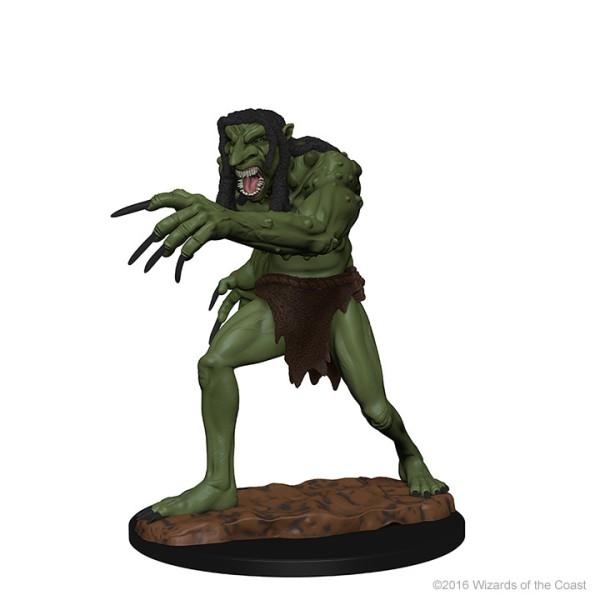 D&D - Nolzur's Marvelous Unpainted Minis: Troll