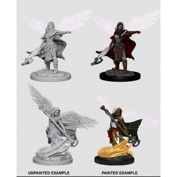 D&D - Nolzur's Marvelous Unpainted Minis: Aasimar Female Wizard