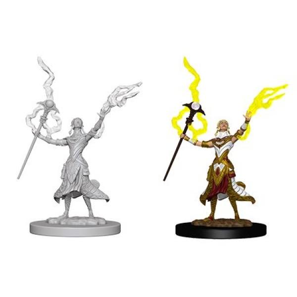 D&D - Nolzur's Marvelous Unpainted Minis: Elf Female Wizard