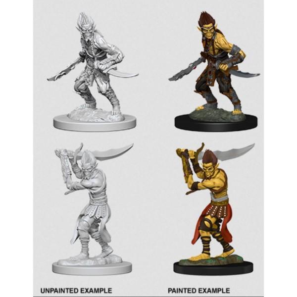D&D - Nolzur's Marvelous Unpainted Minis: Githyanki