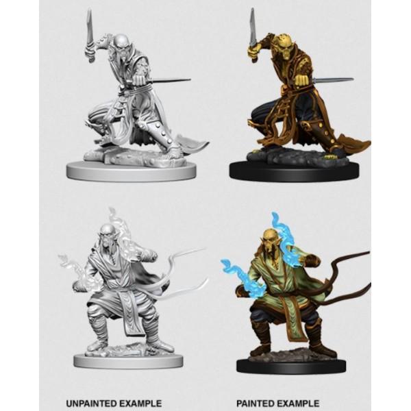 D&D - Nolzur's Marvelous Unpainted Minis: Githzerai
