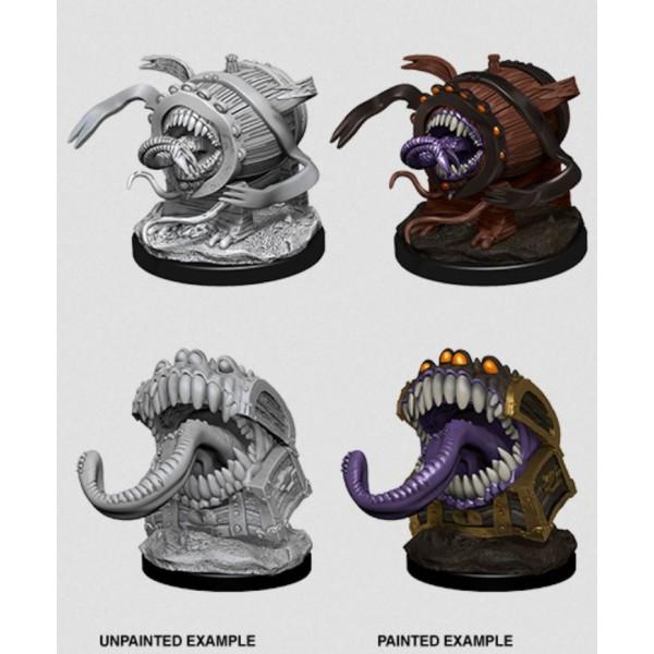 D&D - Nolzur's Marvelous Unpainted Minis: Mimics
