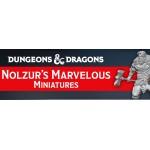 Wizkids - Dungeons & Dragons  -  Nolzur's Marvelous Unpainted Miniatures