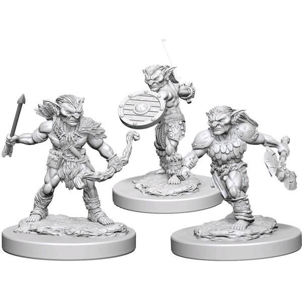 D&D - Nolzur's Marvelous Unpainted Minis: Goblins