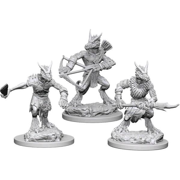 D&D - Nolzur's Marvelous Unpainted Minis: Kobolds