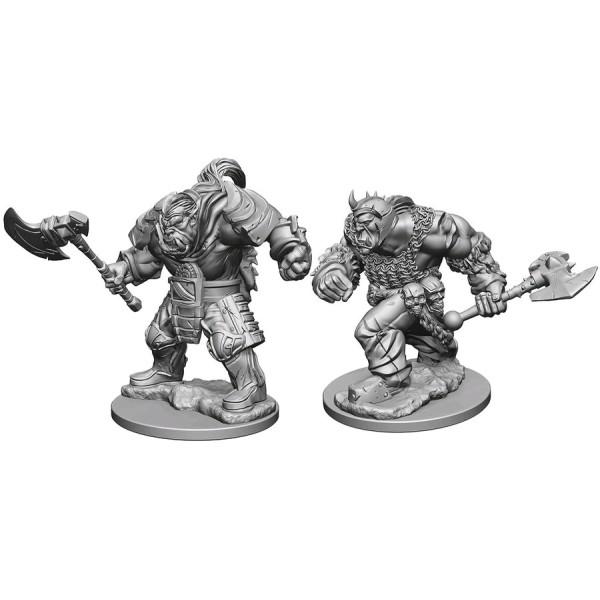 D&D - Nolzur's Marvelous Unpainted Minis: Orcs